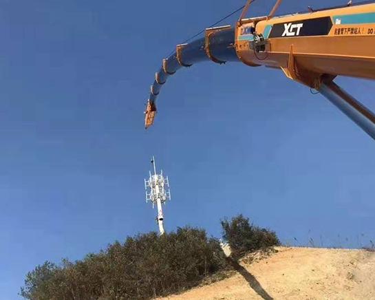 无锡电信塔安装