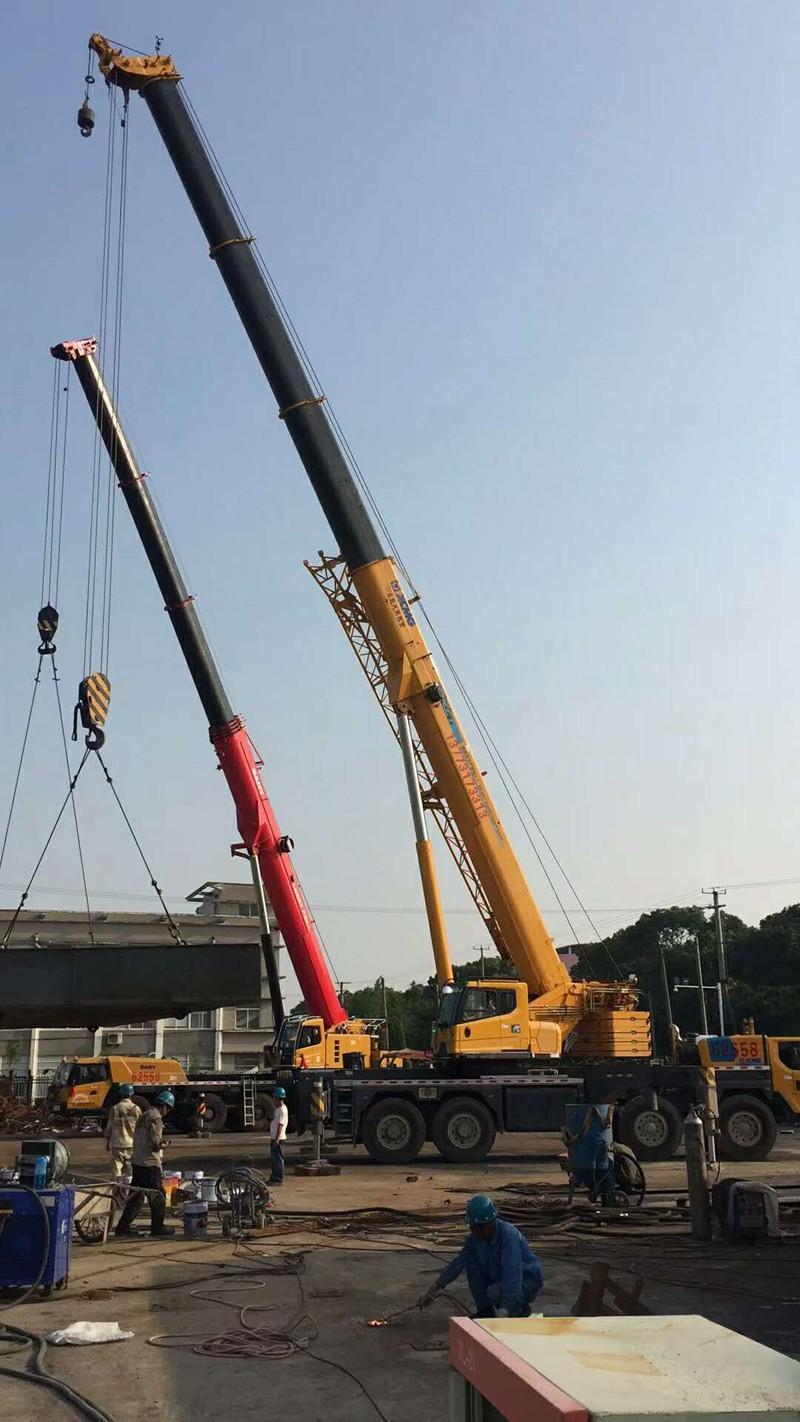 无锡机械吊装施工
