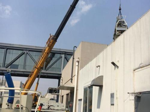 无锡开发区1000吨吊车出租