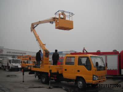 杭州路燈維修車出租