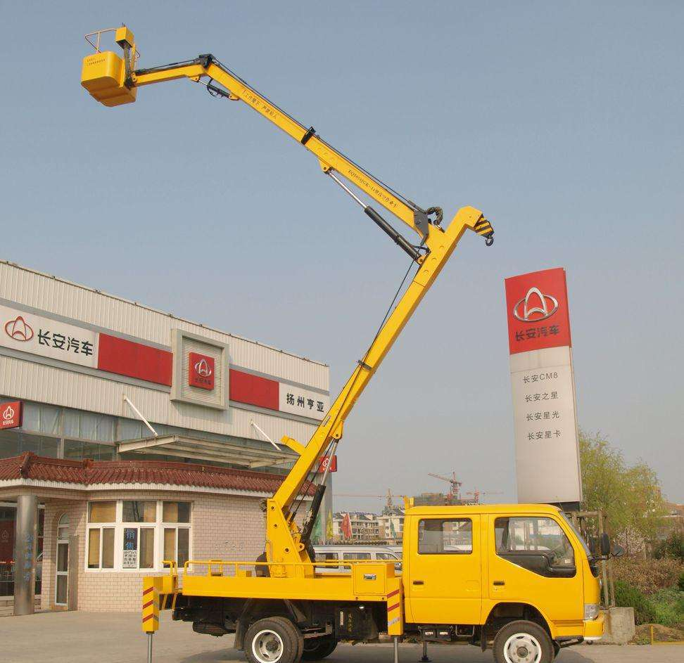 杭州路燈車出租公司