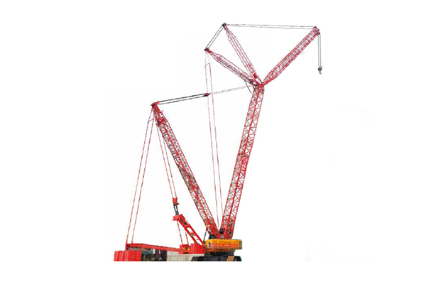连云港三一500吨履带吊出租-履带式起重机SCC500