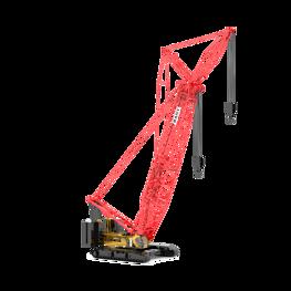 连云港三一320吨履带吊出租-履带式起重机SCC3200A