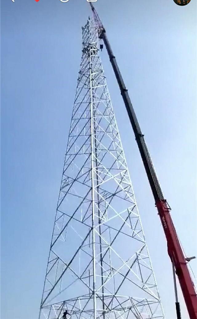连云港电力铁塔吊装安装