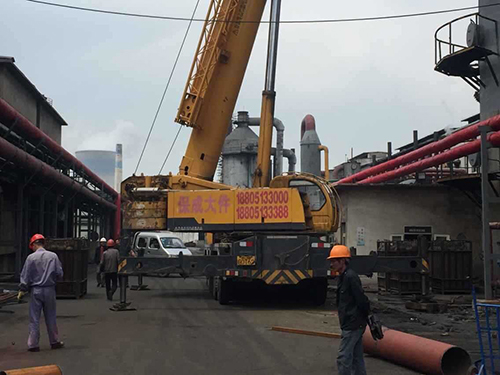 连云港100吨吊车出租