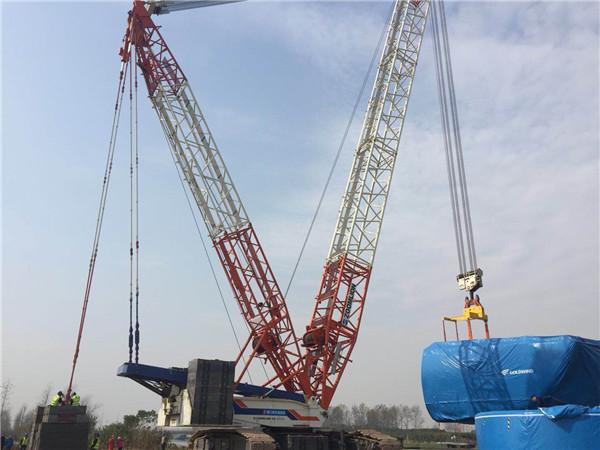 连云港新浦400吨吊车出租公司
