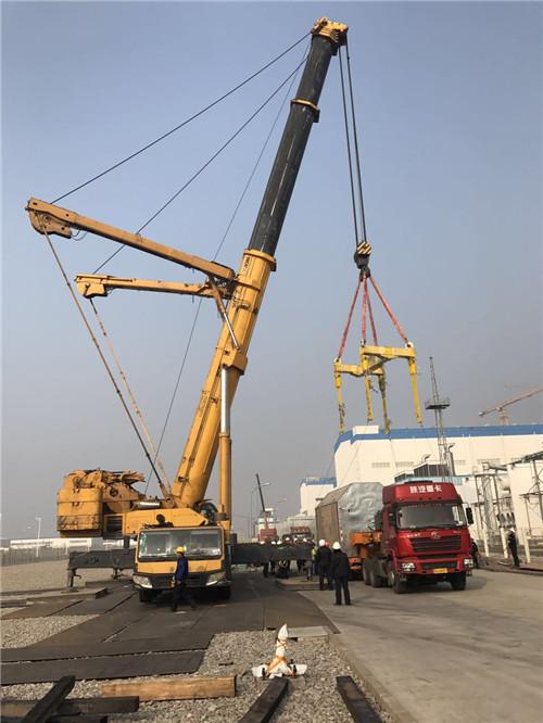 连云港新浦500吨大型吊车出租
