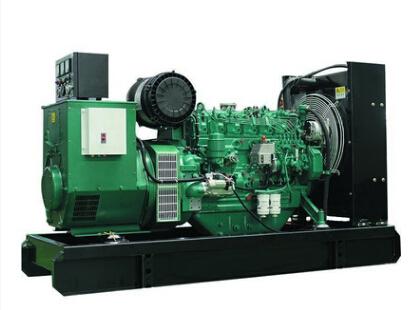 太原全新上柴200kw大型柴油发电机组