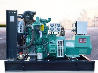 太原全新上柴50kw大型柴油发电机组
