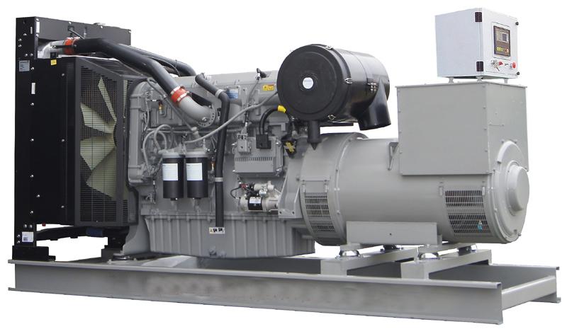 太原帕金斯系列柴油发电机组