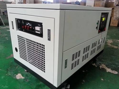 上海虹口县30千瓦静音发电机
