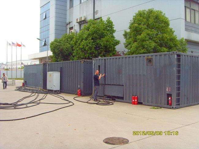 上海集装箱二手发电机