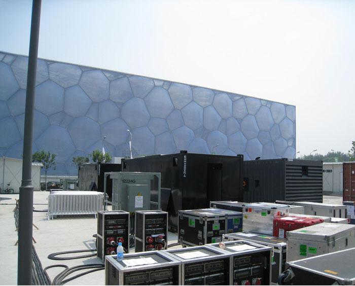 上海演绎二手发电机出租