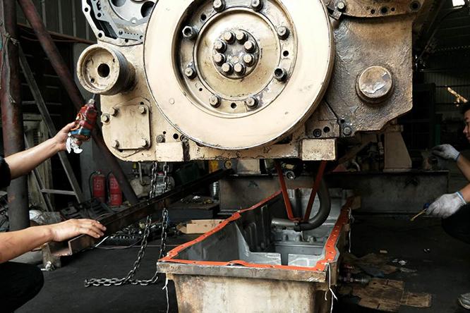 上海柴油发电机维修
