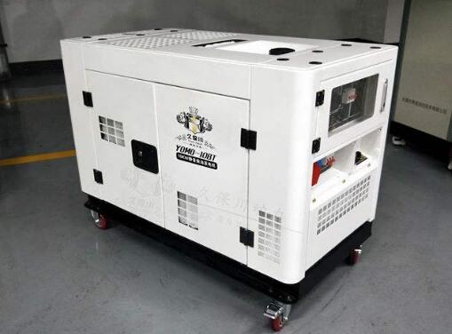潮州二手康明斯10kw小型柴油发电机组