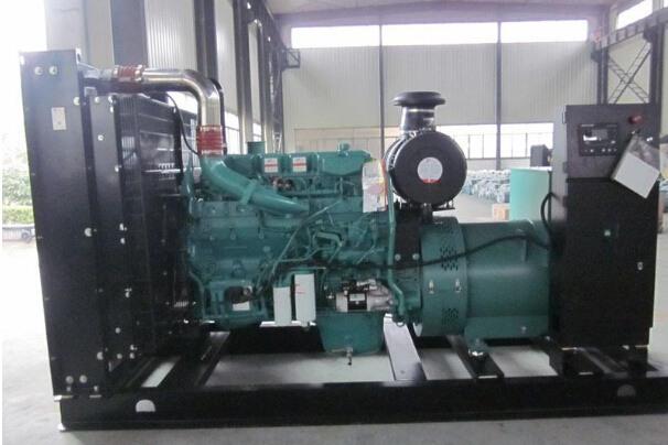 上海二手常柴300kw大型柴油发电机组