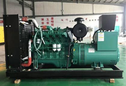 上海二手潍柴150kw大型柴油发电机组