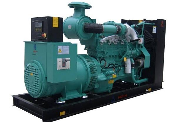 榆林二手濰柴30kw小型柴油發電機組