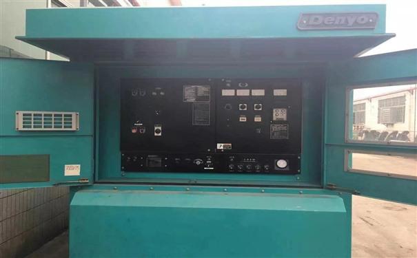 潮州二手康明斯200kw大型柴油发电机组