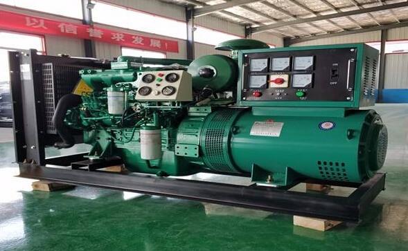 清远二手本田300kw大型柴油发电机组
