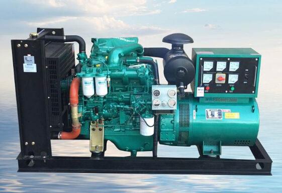 绥化二手常柴50kw小型柴油发电机组