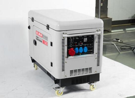 上海二手康明斯12kw小型柴油发电机组