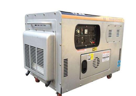 绥化二手玉柴8kw小型柴油发电机组