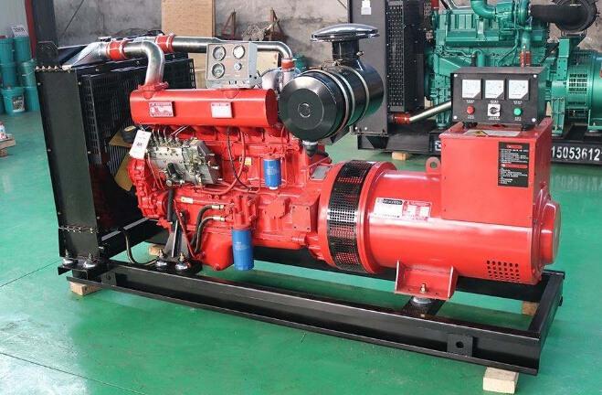 上海二手本田200kw大型柴油发电机组