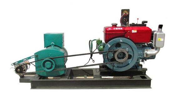 上海二手常柴8kw小型柴油发电机