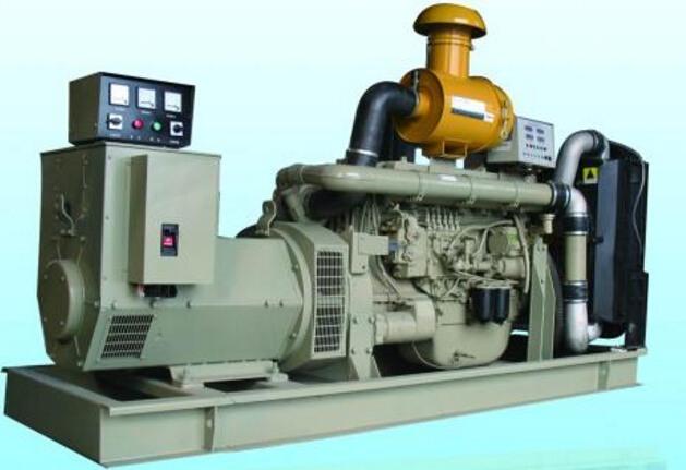 上海二手常柴250kw大型柴油发电机组