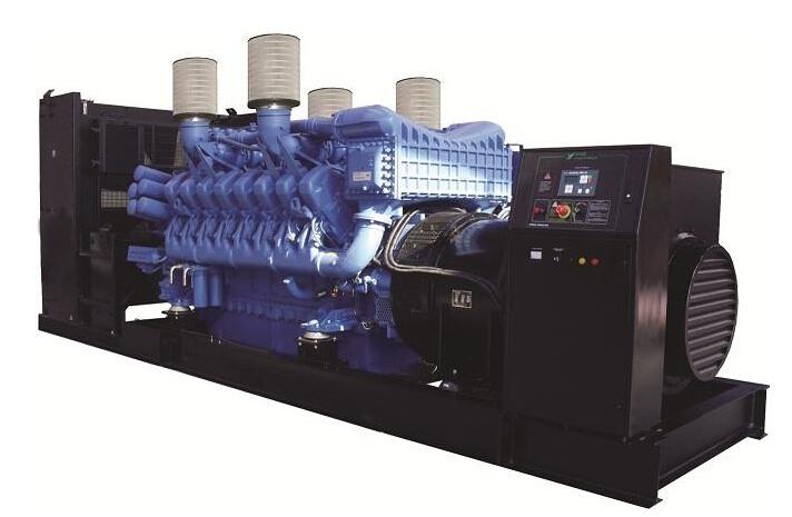 上海二手玉柴500kw大型柴油发电机组