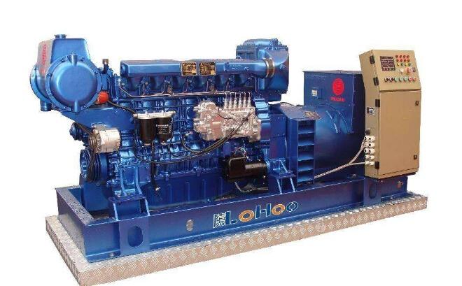 上海二手玉柴300kw大型柴油发电机组