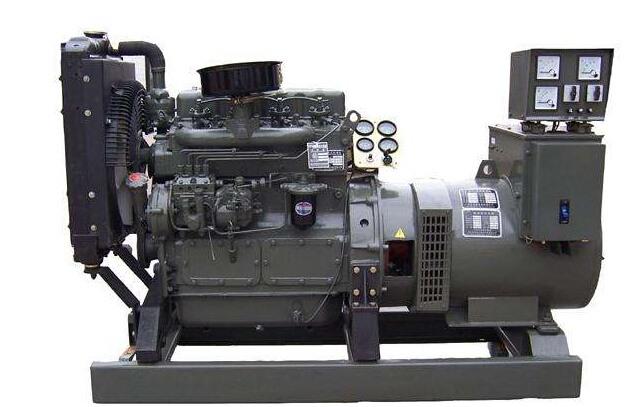 上海二手潍柴10kw小型柴油发电机组