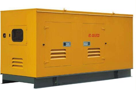 上海二手 开普30kw小型柴油发电机组