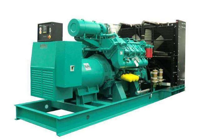 沈阳二手科克300kw大型柴油发电机组