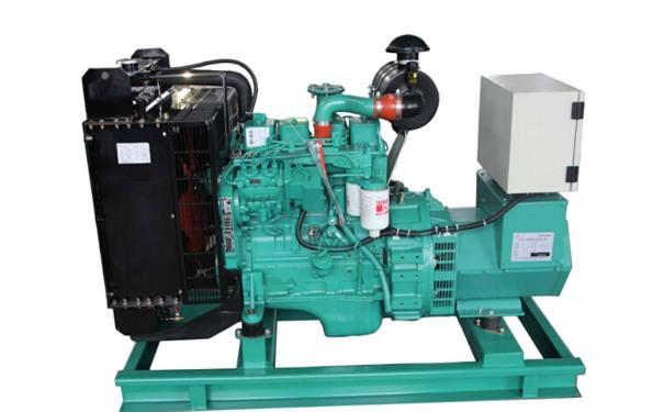 上海二手雅马哈30kw小型柴油发电机组