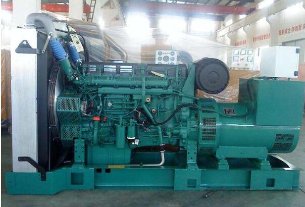 上海二手雅马哈500kw大型柴油发电机组出租