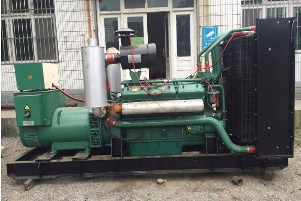 绥化二手 玉柴250kw大型柴油发电机组