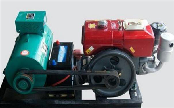 上海二手常柴10kw小型柴油发电机组