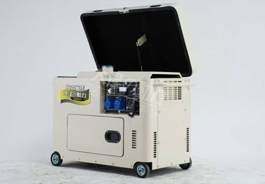 沈阳二手科克8kw小型柴油发电机组