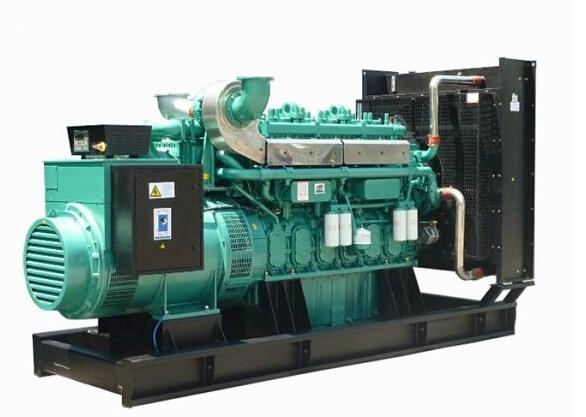淮安二手玉柴200kw大型柴油发电机组