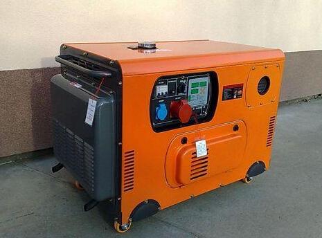 沈阳二手科克10kw小型柴油发电机组