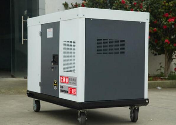上海二手雅马哈150kw大型柴油发电机组