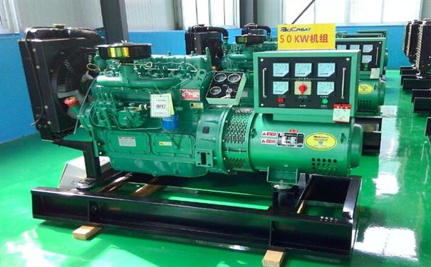 上海二手本田50kw小型柴油发电机组
