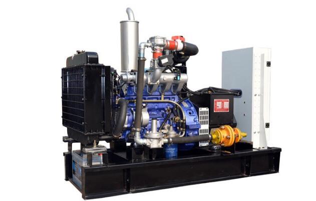 绥化二手玉柴50kw小型柴油发电机组