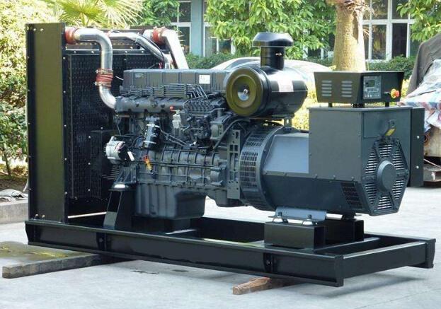清远英德本田150kw大型柴油发电机组