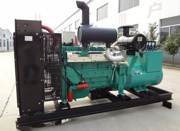 榆林神木二手濰柴400kw大型柴油發電機組