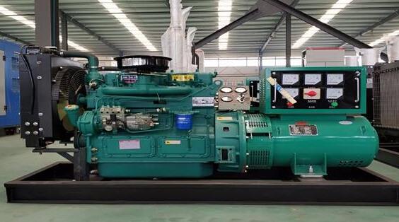 清远英德本田250kw大型柴油发电机组